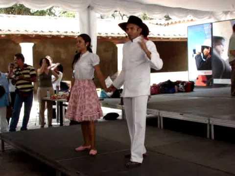 JOROPO LLANERO: PASOS Y FIGURAS