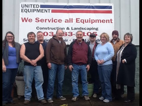 United Equipment Sales New Facility