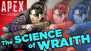 Apex Legends STRONGEST Legend: Why Wraith Cannot Lose!    The SCIENCE of... Apex Legends