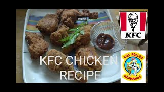 KFC | Netflix's Breaking Bad los pollos Style fried chicken recipe
