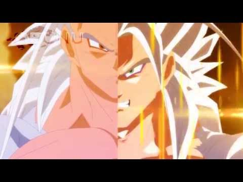 Fused Evil Goku Vs Super Saiyan 5 Vegeta (Dragon Ball EX ...