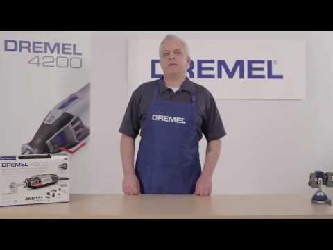Dremel 4200-4/75 Ez Wrap Multi Tool WIth 4 Attachments + 75 Accessories