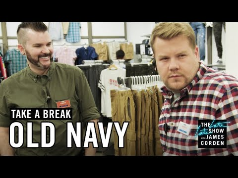 Take a Break: Old Navy