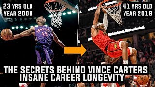 Why Vince Carter Hasn't Retired!