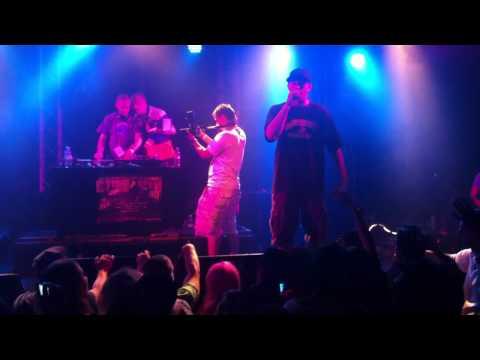 Krec - Блик live @ Barby 13.10.11