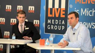 See Rep. Justin Amash speak about Democrats