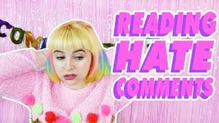♡ READING HATE COMMENTS ♡