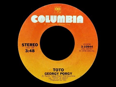 Georgy Porgy (Disco Version)