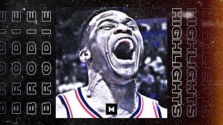 The Best Of Russell Westbrook | 18-19 Thunder Highlights Part 1 | CLIP SESSION