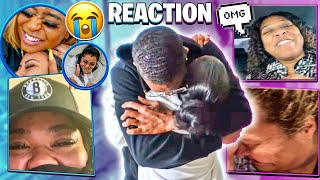 Telling My family and Friends That I'm Pregnant (Reaction)
