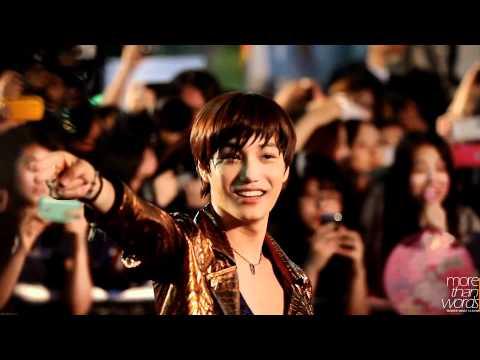 120602 EXO-K Genie AR Show Kai fancam