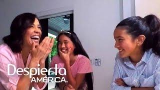 Karla Martínez es entrevistada por sus hijas por primera vez y este fue el resultado