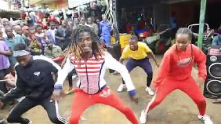 Muwe - Dance video by Wembly