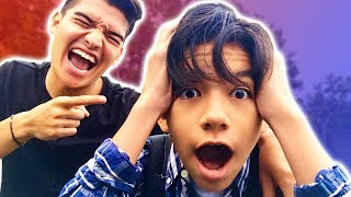 LITTLE BROTHERS BIG SURPRISE?!