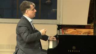 F. Schubert, Sonata in B-flat Major, D. 960; Edisher Savitski-Piano