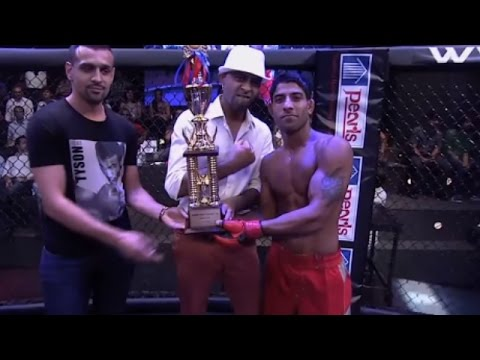 Super Fight League - One Round with Anup Kumar