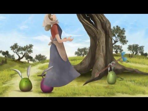 MO' clip 1: la raccolta delle olive