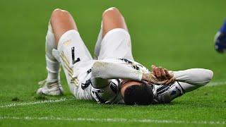 Ronaldo Is TIRED of Saving Juve