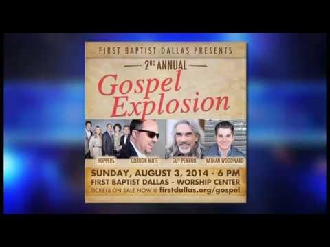 First Baptist Dallas, TX.