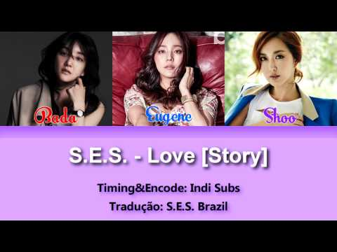 S.E.S. - Love (Story) [Legendado PT-BR | HAN | ROM] Lyrics Color Coded
