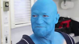 Yondu Transformation Timelapse | Legacy Effects