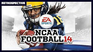 NCAA Football 14 Retrospective