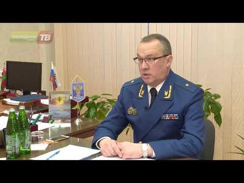 Прокурор Мурманской области встретился с кировчанами