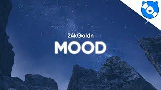 24kGoldn - Mood (Clean - Lyrics) ft. iann dior