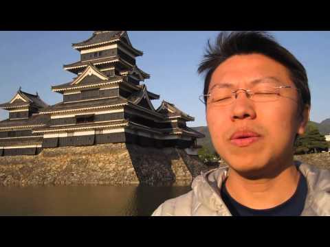 Ukulele唱遊世界第38站:真夏的櫻花@松本(Matsumoto)8/5/2013