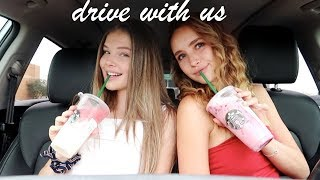Drive with Me | Summer Playlist!!