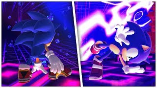 Sonic Forces ✪ Null Space Full Version Mod