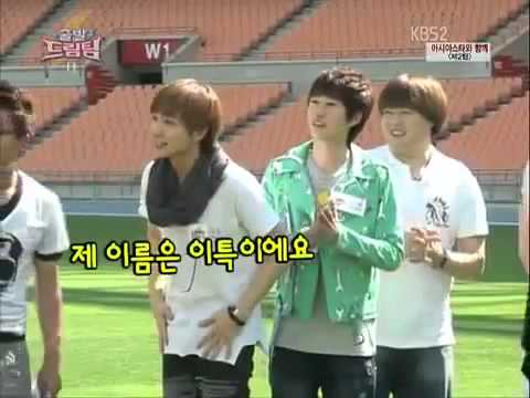Leeteuk Speaks Bahasa Indonesia to Kinaryosih in Dream Team