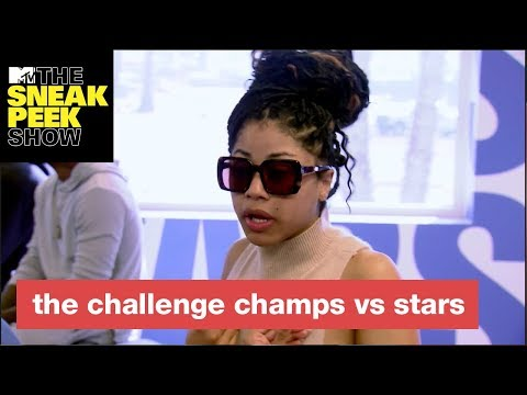 Cardi B's Sister, Hennessy, is Too Good for Champs v. Stars   The Sneak Peek Show   MTV