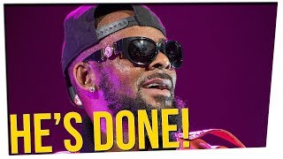 R. Kelly Is Now Under INVESTIGATION ft. David So