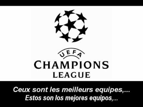songtext champions league