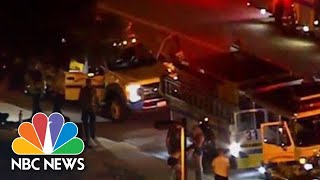 'The Gunman Started Opening Fire:' Eyewitness Inside Borderline Bar Says | NBC News