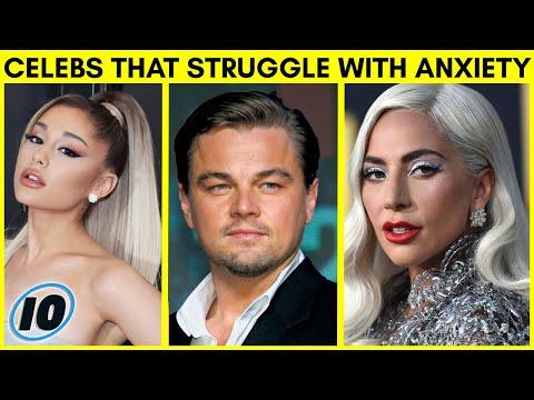 Лејди Гага и 9 славни личности кои страдаат од анксиозност