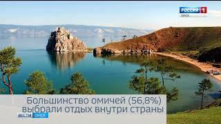 В Омскстате рассказали о самых популярных направлениях у омских туристов