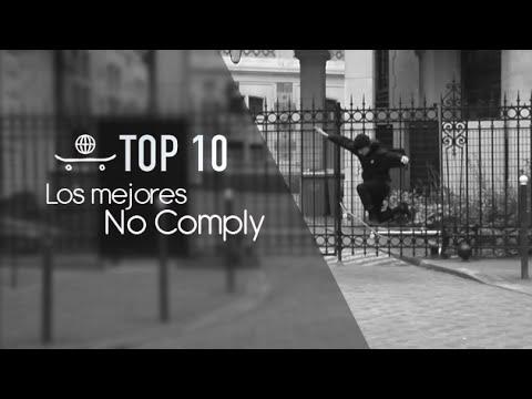 TOP 10 - Los mejores No Comply