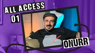 All Access Vol1: Sakin tribute band, yeni şarkılar, anılar: Onurr