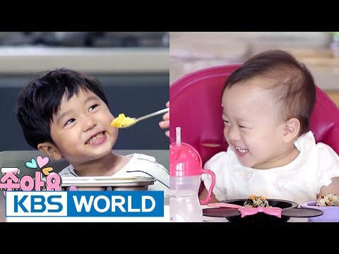 The Return of Superman | 슈퍼맨이 돌아왔다 - Ep.191 : I Will Help You Walk with Glory [ENG/IND/2017.07.23]