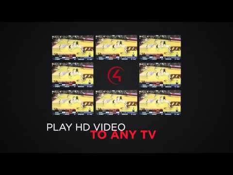 Control4 Media Distribution