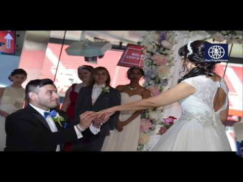 Pictures of Bay Area Wedding Fair at Levis Stadium, Santa Clara, CA, USA