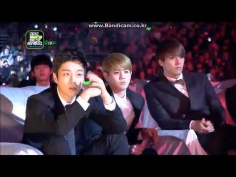 121214 2012 Melon Music Awards B.A.P - Warrior