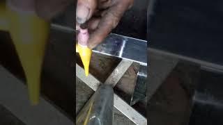 Hương dẫn hàn inox gép inox có mối hàn đẹp