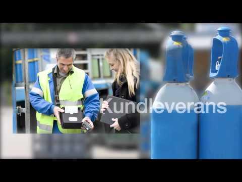 Servitrax, Air Liquide Gas AB