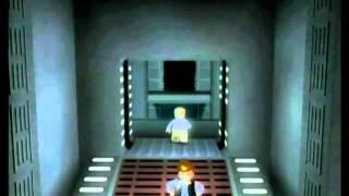 LEGO Star Wars: The Complete Saga Walkthrough: Part 23 - A New Hope: Death Star Escape