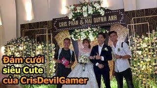 Đỗ Kim Phúc , Phan Văn Đức U23 Việt Nam đi dự đám cưới CrisDevilGamer và Mai Quỳnh Anh