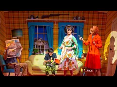 Charlie and the Chocolate Factory London Musical - It's Teavee Time (Lyrics in description)