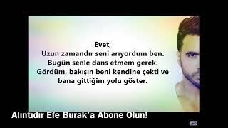 Efe Burak - Despacito Türkçe Versiyon!